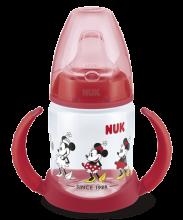 Biberón Entrena FC PP 150 ml Mickey Mouse Silicona NUK