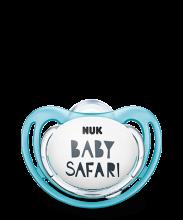 Chupete Freestyle Baby Safari Silicona NUK