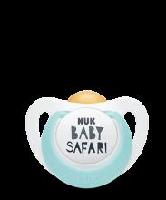 Chupete Genius Baby Safari Látex NUK