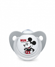 Chupete Trendline Mickey Mouse Silicona NUK