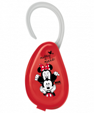 Portachupetes Mickey Mouse