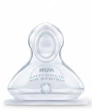 NUK First Choice Plus Silicone Teat